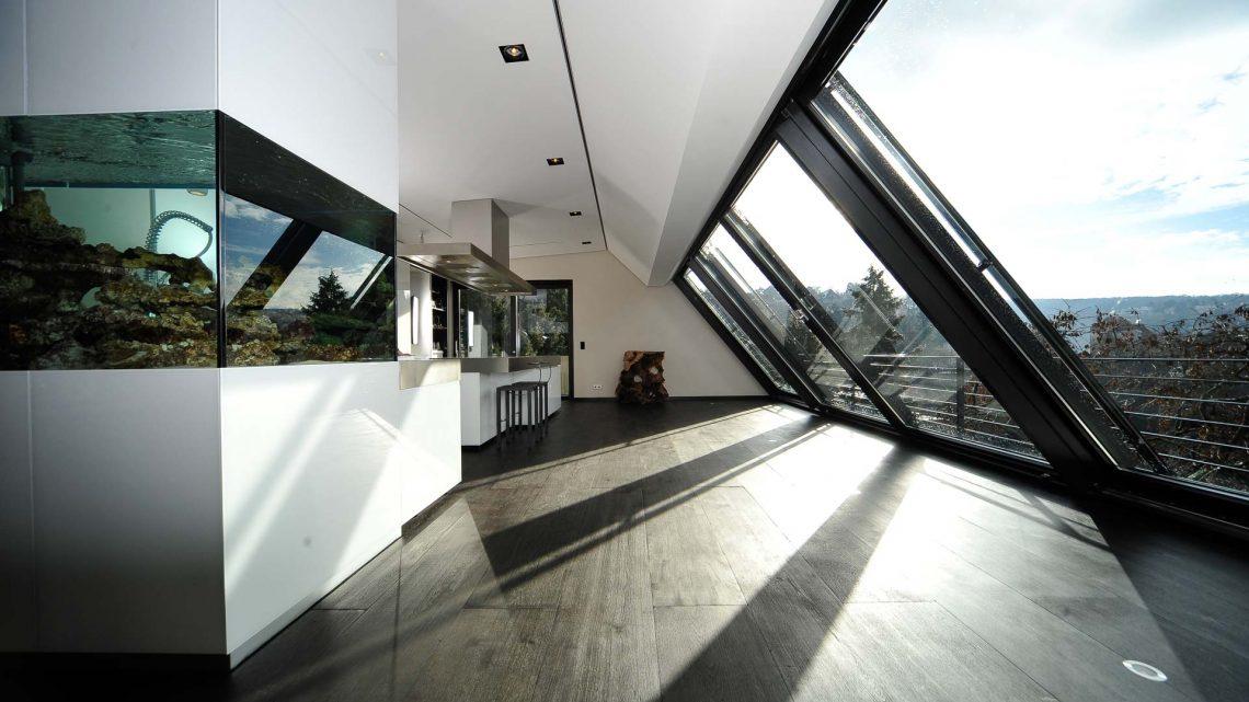 Fenêtres de toit au format XXL