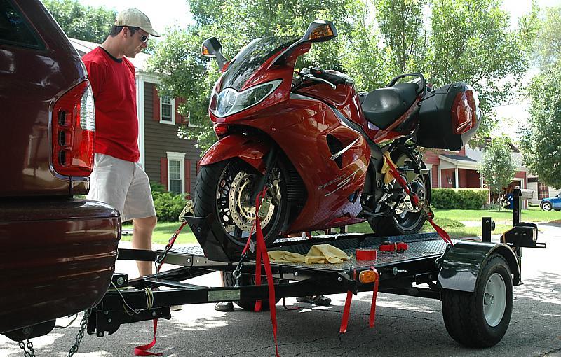 Combien coûte un remorquage d'un scooter ?