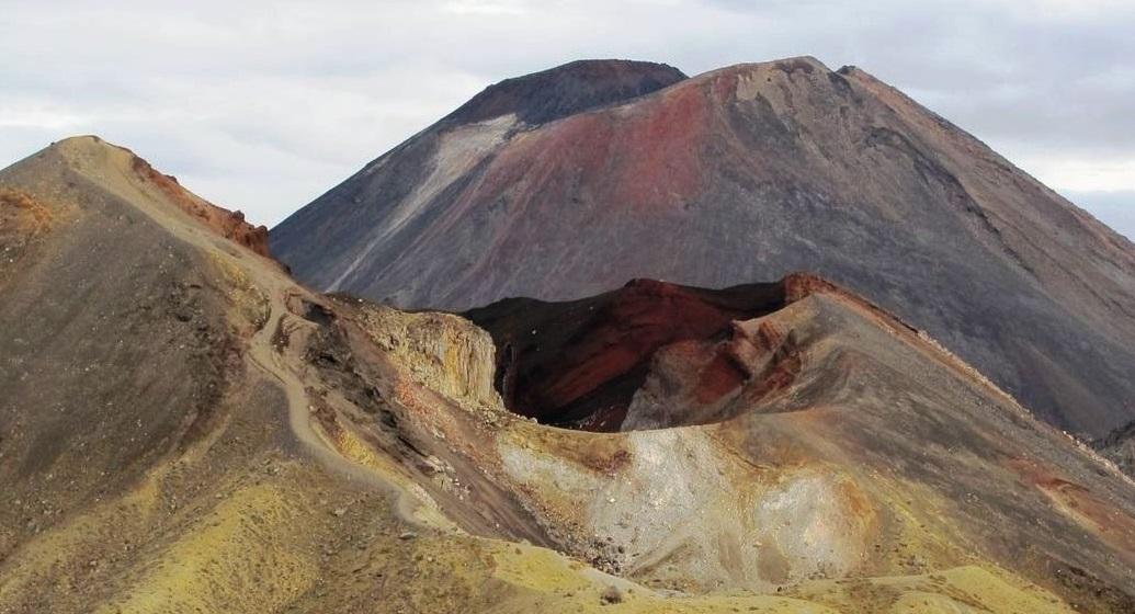 Visiter les volcans en Nouvelle-Zélande