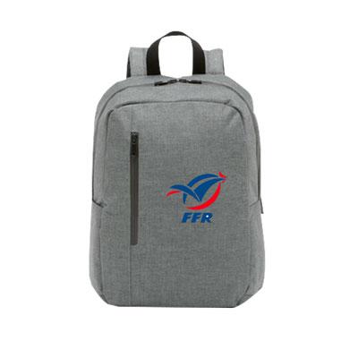 Le sac personnalisable est un objet publicitaire d'entreprise