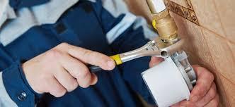 Qui intervient pour réparer la fuite de gaz ?