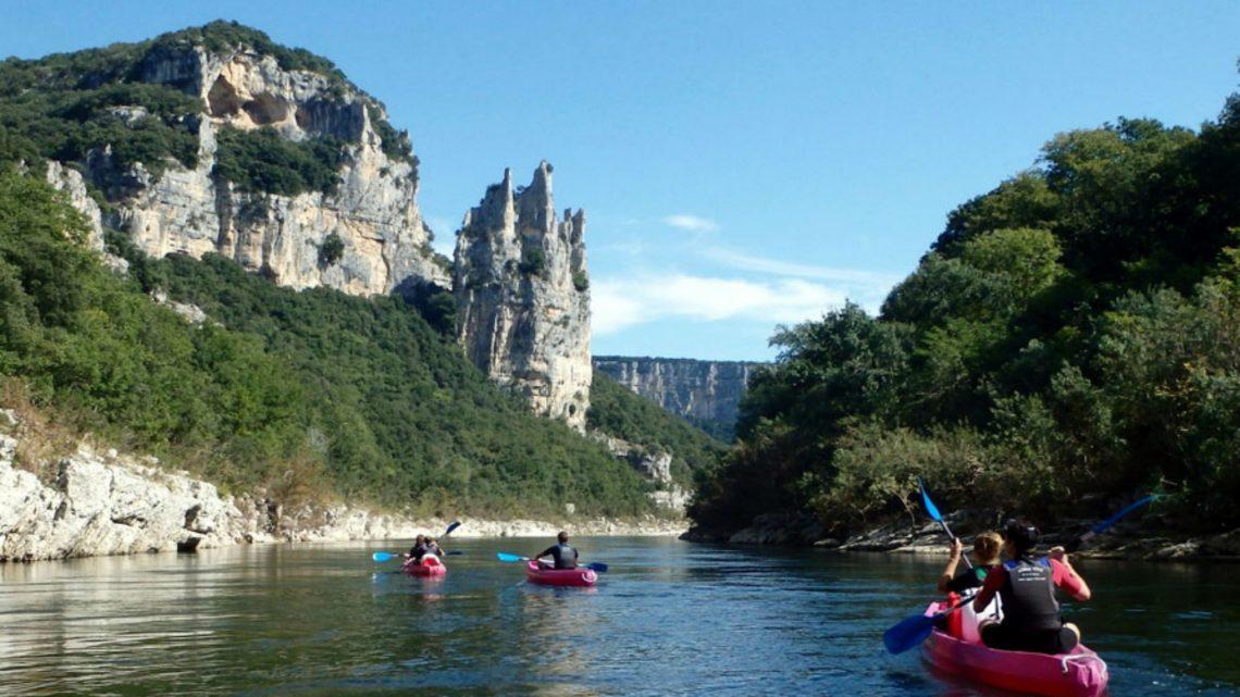 Canoë sur l'Ardèche : des conseils pour en profiter